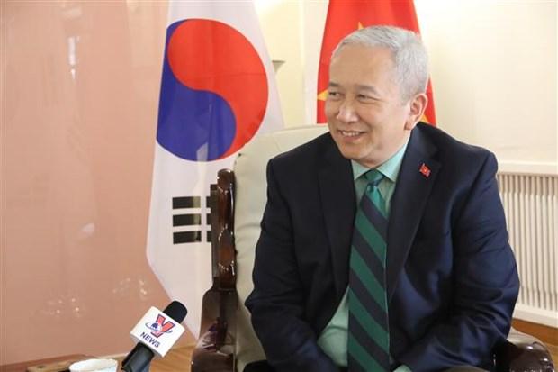 Ambassador highlights future Vietnam-RoK relations hinh anh 1