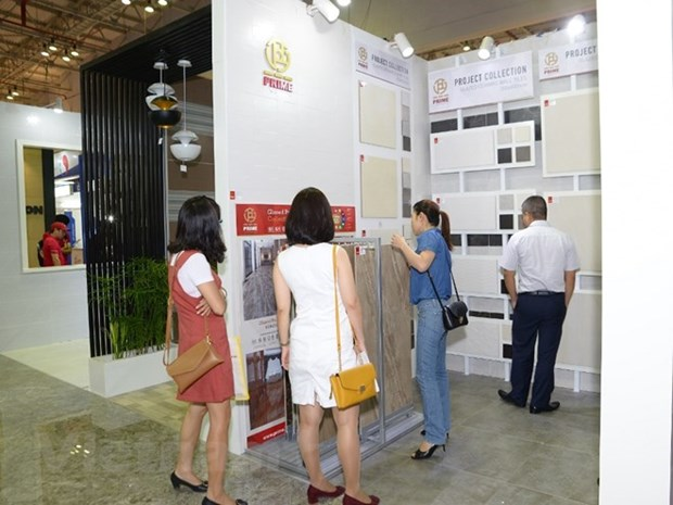 Argentina imposes 31 percent duty on VN's ceramic tiles hinh anh 1