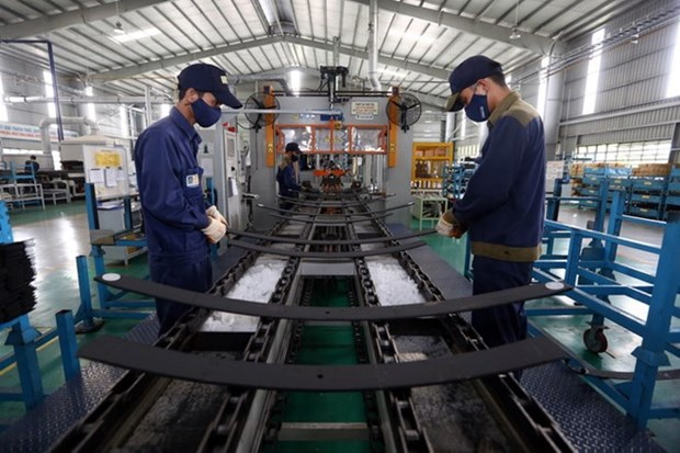 Mechanical engineering sector to join global value chain hinh anh 1