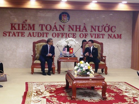 Vietnam, Malaysia eye stronger audit cooperation hinh anh 1