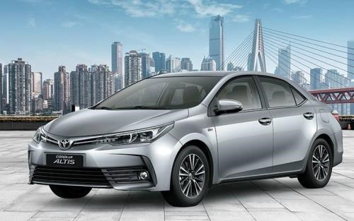 Toyota Vietnam recalls Corolla Altis over faulty rear shock absorber hinh anh 1