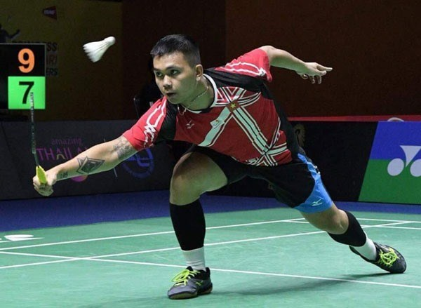 VN Int'l Challenge badminton tournament begins hinh anh 1