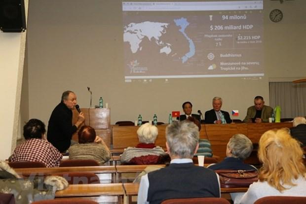 Seminar features Vietnam-Czech Republic relations hinh anh 1