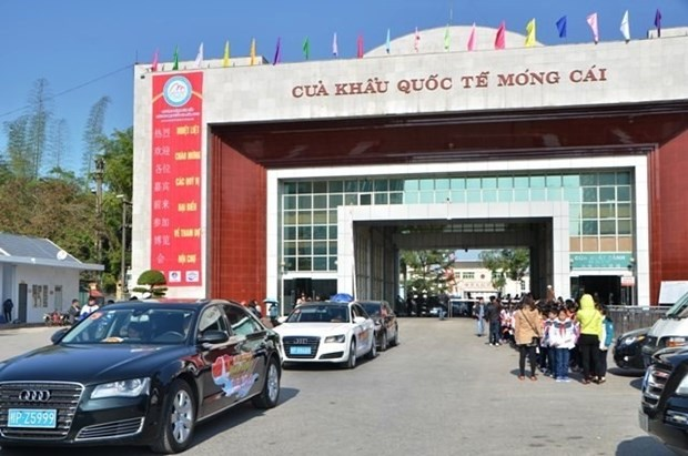 Chinese tourist cars permitted to enter Ha Long city hinh anh 1