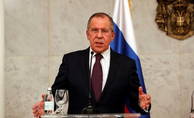 Russian foreign minister to pay official visit Vietnam hinh anh 1