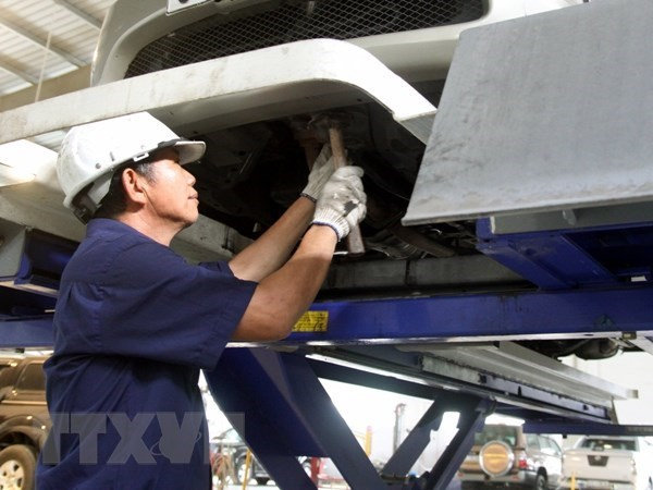 SMEs benefit from State's business support policies hinh anh 1