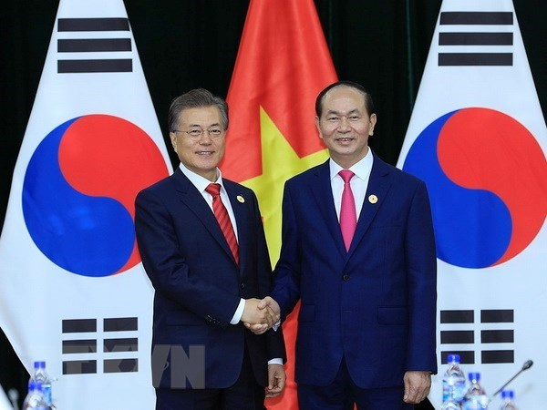 Vietnam hailed as core in RoK's New Southern Policy hinh anh 1