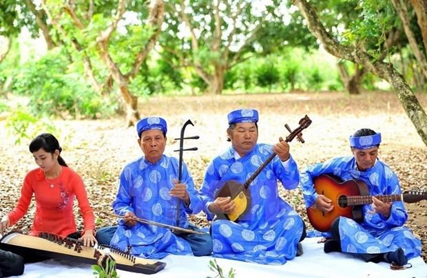 "Binh Duong spends big to preserve ""Don ca tai tu"" art hinh anh 1"