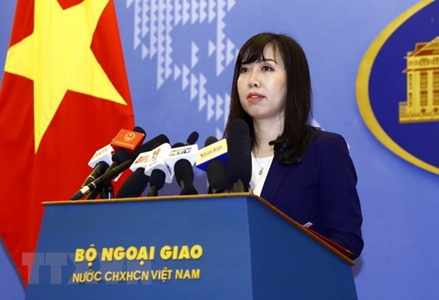 Vietnam resolutely rejects China's fishing regulations hinh anh 1