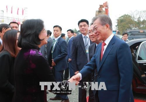 Work begins on Vietnam-RoK institute of science, technology hinh anh 1