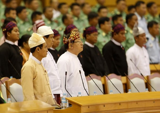 Myanmar has new lower house speaker hinh anh 1