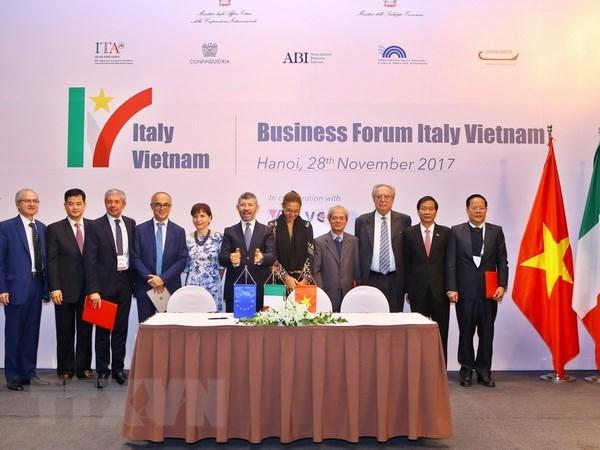 Italian scholar: Vietnam, Italy witness vibrant all-around relations hinh anh 1