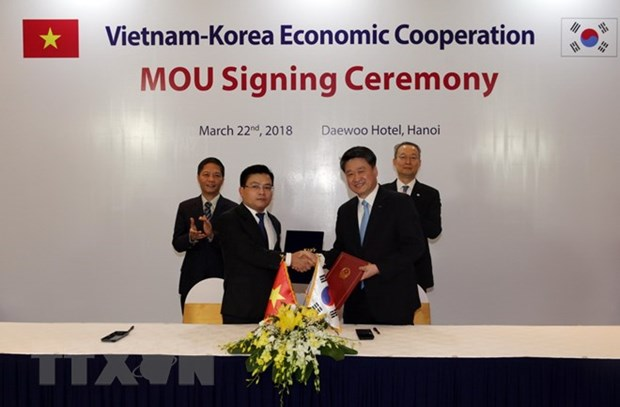 Vietnam, RoK look to increase two-way trade hinh anh 1