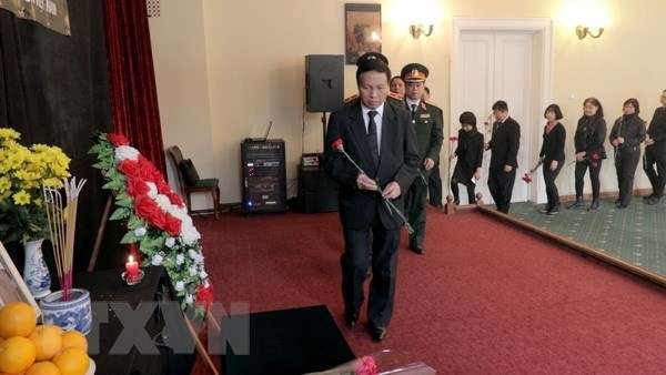 Late PM Phan Van Khai's contributions to Vietnam's foreign relations hailed hinh anh 1