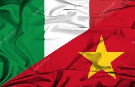 Vietnamese, Italian leaders exchange messages marking ties hinh anh 1
