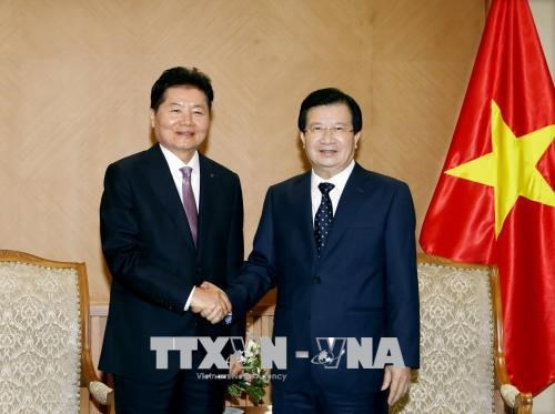Deputy PM: Vietnam, RoK should step up agricultural cooperation hinh anh 1