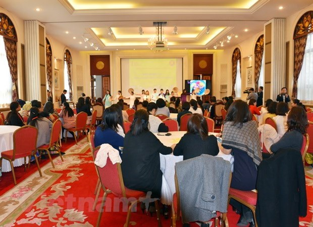 Regional exchange promotes Vietnamese culture, food hinh anh 1
