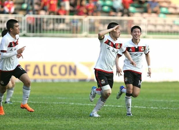 HAGL lose to FC Seoul at int'l U19 football event hinh anh 1
