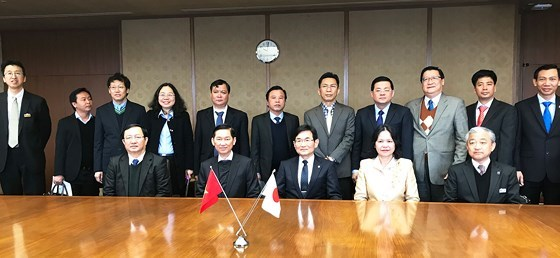 HCM City seeks Japan's investment for smart city projects hinh anh 1