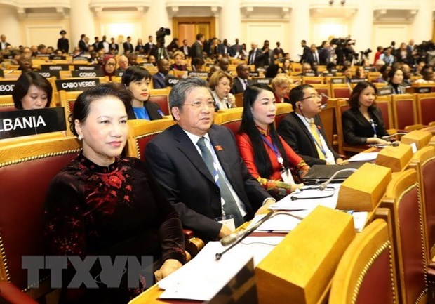 Presence in IPU-138 shows Vietnam's commitment to parliamentary diplomacy hinh anh 1