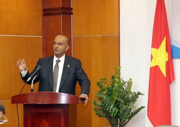 Vietnam, Oman seek ways to boost economic cooperation hinh anh 1