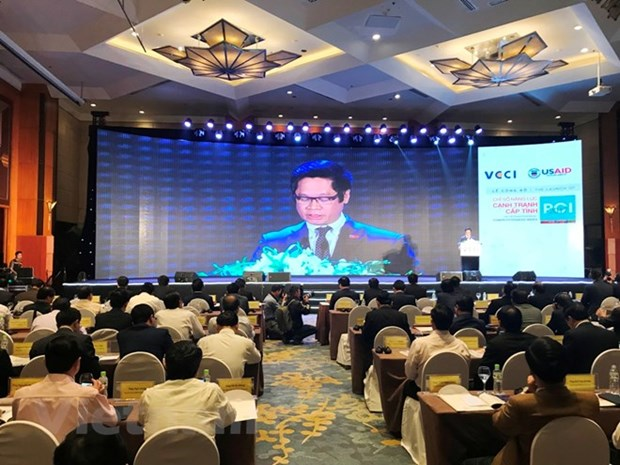 Quang Ninh tops in provincial competitive index hinh anh 1