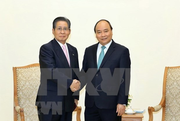 Cultural exchanges vital to boosting VN-Japan relations: PM hinh anh 1