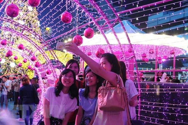 Thailand's Jan-Feb tourist arrivals surpass 7 million hinh anh 1