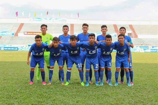 U15 PVF enter quarter-final of ASEAN event hinh anh 1