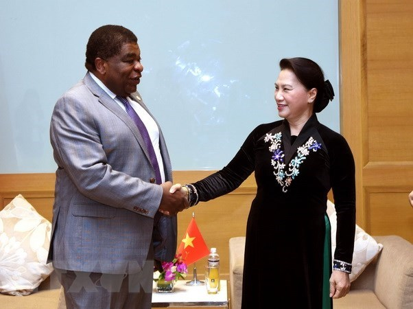 IPU values ties with Vietnam: IPU Secretary General hinh anh 1
