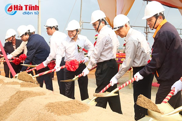 Work starts on 7.5 million USD factory in Vung Ang EZ hinh anh 1