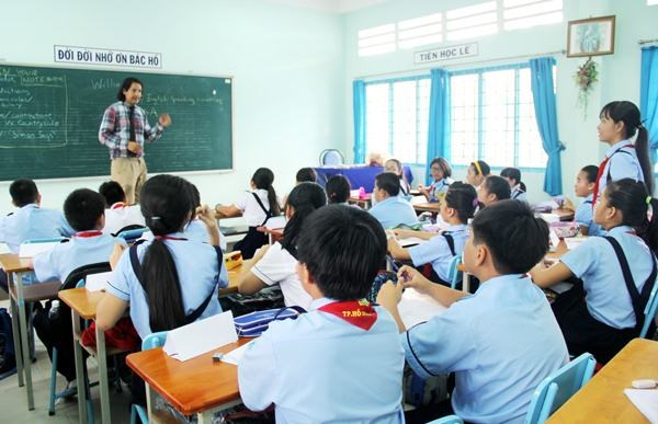 Festival encourages English learning in HCM City hinh anh 1