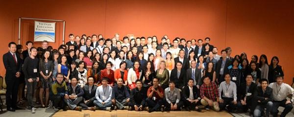Vietnam Education Foundation helps train 700 Vietnamese students hinh anh 1