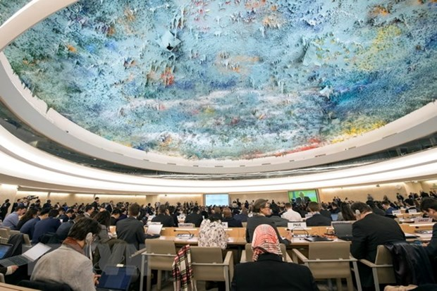 Vietnam actively contributes to UNHRC's 37th session hinh anh 1