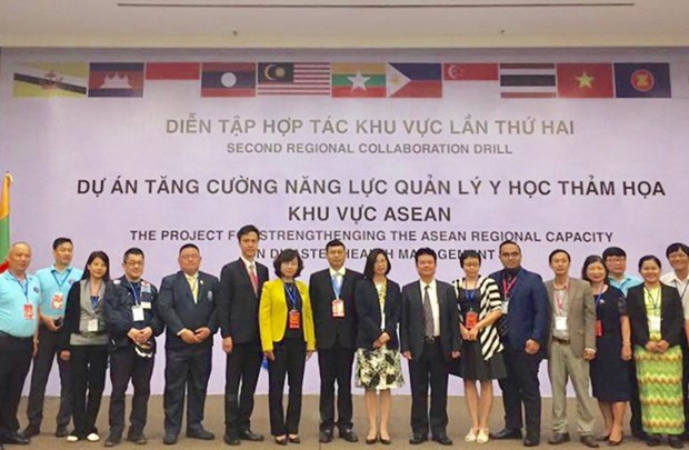 Vietnam ready to cooperate in health response to disasters hinh anh 1