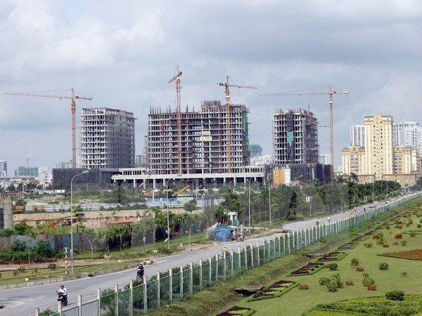 Hanoi earns 349 million USD from land auctions hinh anh 1