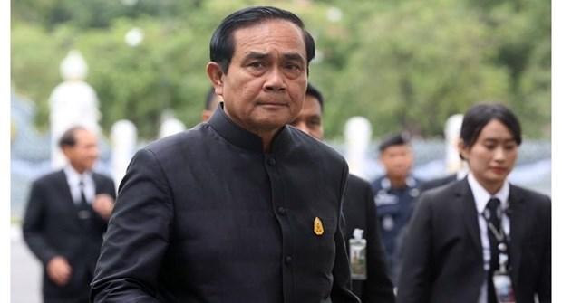 """Lack of order"" may hamper election: Thai PM hinh anh 1"