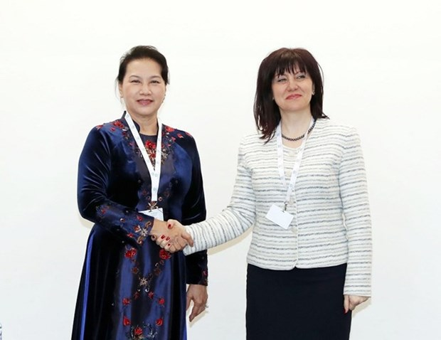 Vietnam NA does its best for stronger ties with Bulgaria hinh anh 1