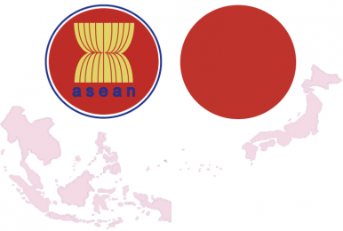 Japan pledges to promote central role of ASEAN hinh anh 1