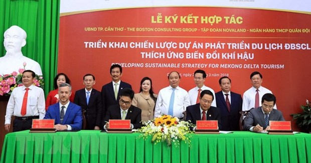 Project to develop Mekong Delta's tourism adapted to climate change hinh anh 1