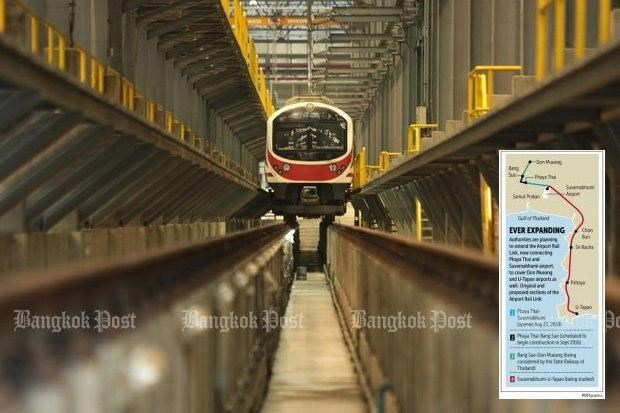 Thailand approves high-speed train project linking three airports hinh anh 1