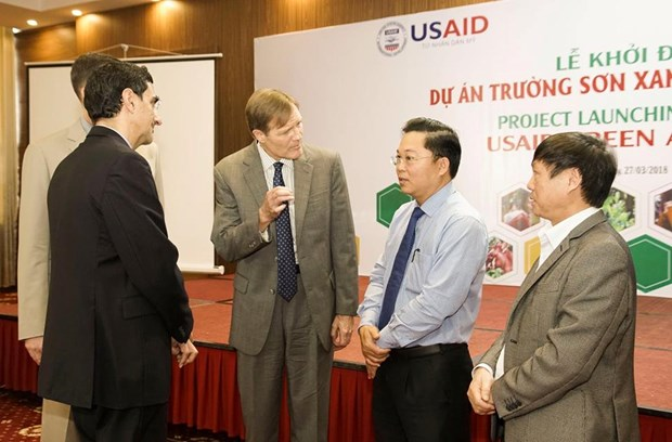 USAID-funded project to improve biodiversity in Quang Nam hinh anh 1