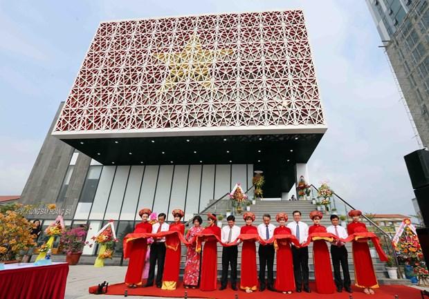 Hoang Sa-themed exhibition centre opens in Da Nang city hinh anh 1