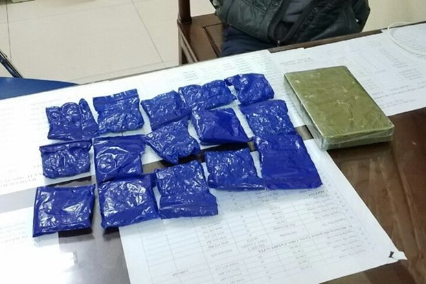 Tay Ninh: Police bust drug trafficking ring hinh anh 1