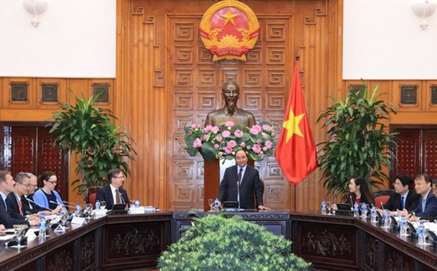 Vietnam expands trade, investment with US: PM hinh anh 1