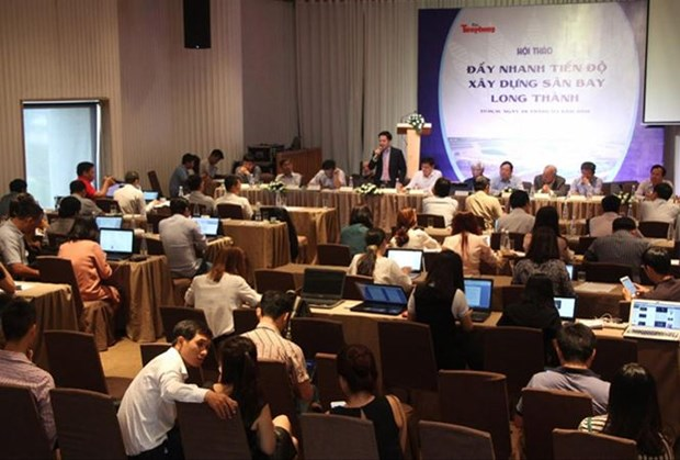 Experts: Work on Long Thanh airport needs to be sped up hinh anh 1