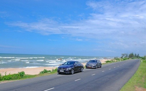 PM approves coastal road project in Thai Binh province hinh anh 1