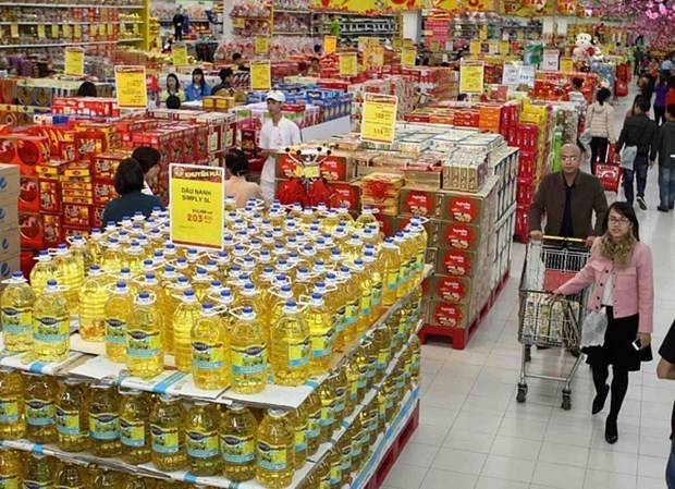 HCM City's CPI falls 0.3 percent in March hinh anh 1