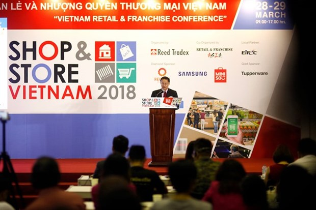 Franchising makes Vietnam's retail market more attractive hinh anh 1