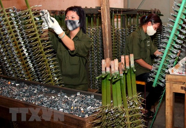 Vietnam posts highest first-quarter GDP growth in decade hinh anh 1